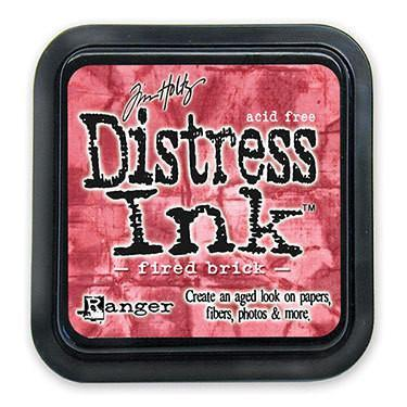 Ranger -Tim Holtz Distress Ink Pad - Fired Brick