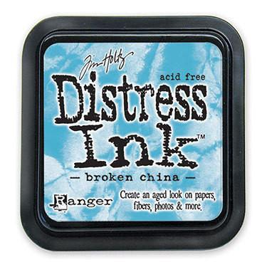 Ranger -Tim Holtz Distress Ink Pad - Broken China