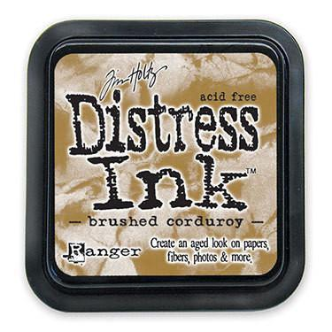 Ranger -Tim Holtz Distress Ink Pad - Brushed Corduroy