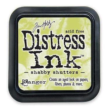 Ranger -Tim Holtz Distress Ink Pad - Shabby Shutters