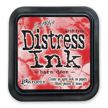 Ranger -Tim Holtz Distress Ink Pad - Barn Door