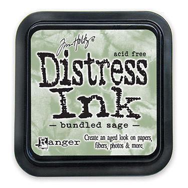 Ranger -Tim Holtz Distress Ink Pad - Bundled Sage