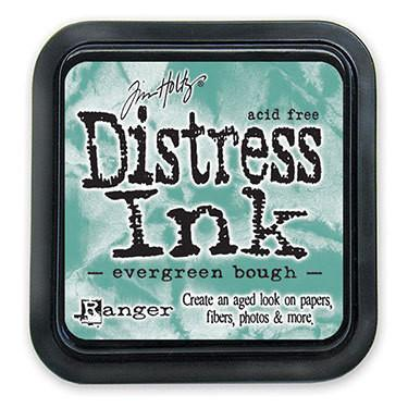 Ranger -Tim Holtz Distress Ink Pad - Evergreen Bough