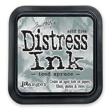 Tim Holtz Distress Ink Pads - Iced Spruce