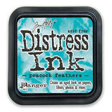 Ranger -Tim Holtz Distress Ink Pad - Peacock Feathers