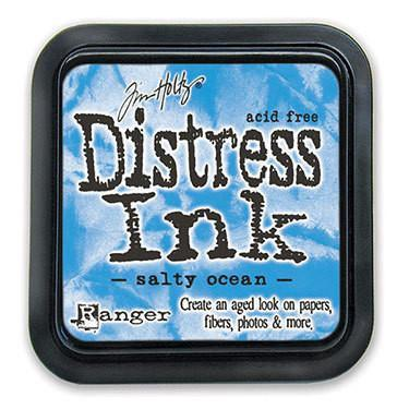 Tim Holtz Distress Ink Pads - Salty Ocean