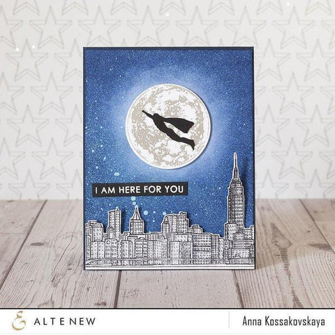 Altenew Dies - To the Moon