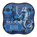 Tsukineko - Stazon Midi Ink Pad - Blue Hawaii