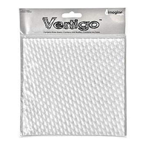 Tsukineko  - Vertigo Film Transluscent Patterned Sheets 6X6 3 Pack Prism