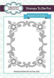 Sue Wilson Stamps To Die For - Tessa Oakham Frame