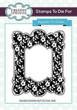 Sue Wilson Stamps To Die For - Silhouette Blooms Pre Cut Stamp
