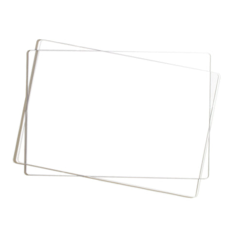 Universal Crafts A4 Standard Cutting Pads - 320mm x 220mm - 2 pack