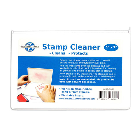 Universal Crafts Stamp Cleaner Pad