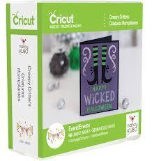 Cricut Cartridge Creepy Critters by Nancy Kubo
