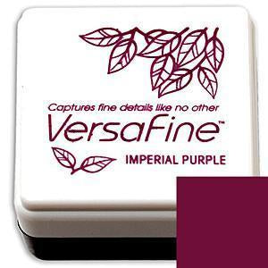 Tsukineko  - Versafine Pigment Small Ink Pad - Imperial Purple