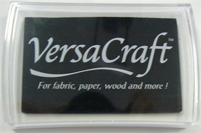 Tsukinekeo Versacraft Ink Pad - Real Black
