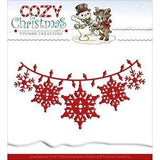 Find It Trading Yvonne Creations Cozy Christmas Die Christmas Lights