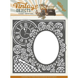Find It Trading Yvonne Creations Vintage Objects Die - Endless Times Frame