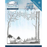 Find It Trading Yvonne Creations Die - Winter Landscape, Sparkling Winter