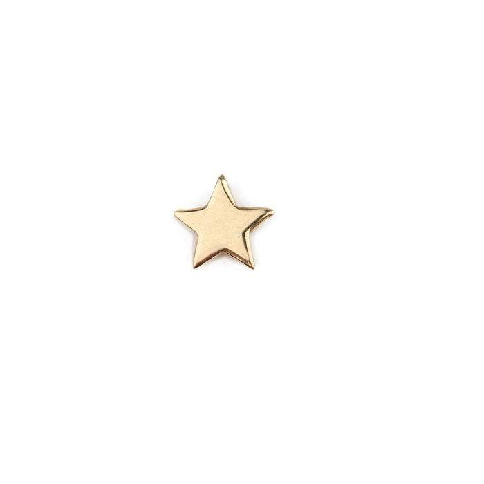By Charlotte Star Earrings