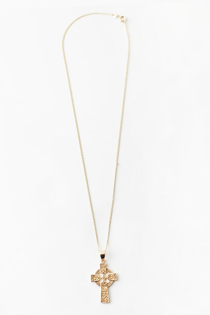 Reliquia Infinity Cross Necklace