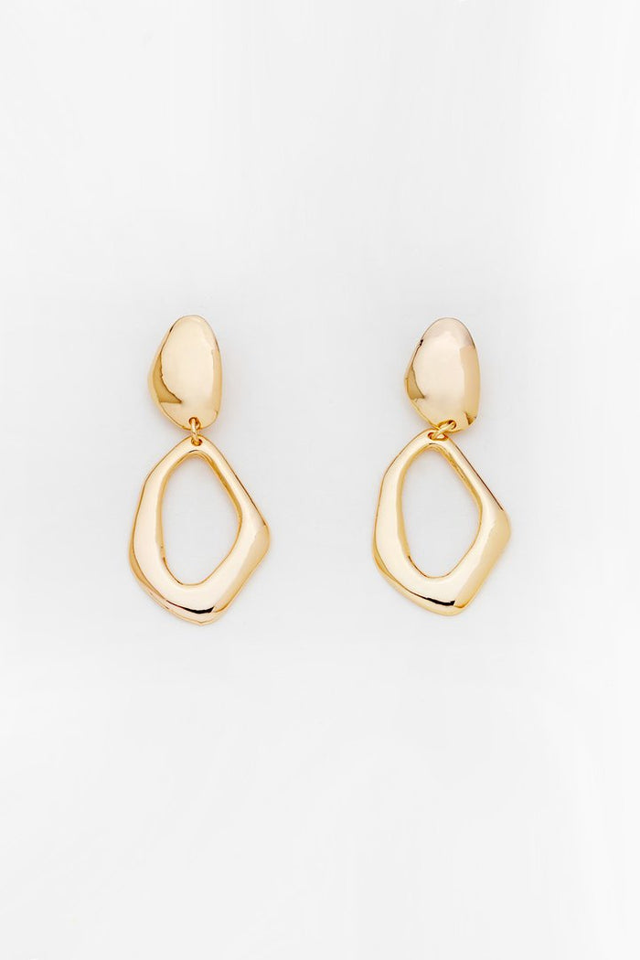 RELIQUIA RIMINI GOLD EARRINGS