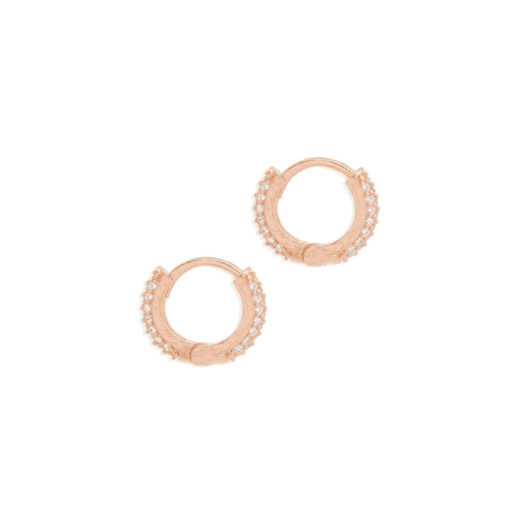 BY CHARLOTTE Light Catcher Hoops