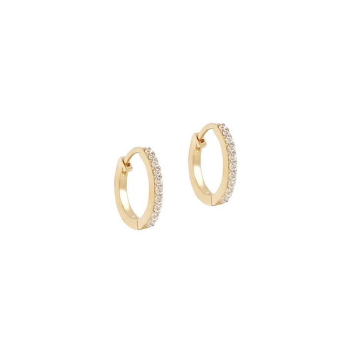 BY CHARLOTTE 14K GOLD CELESTIAL SLEEPERS