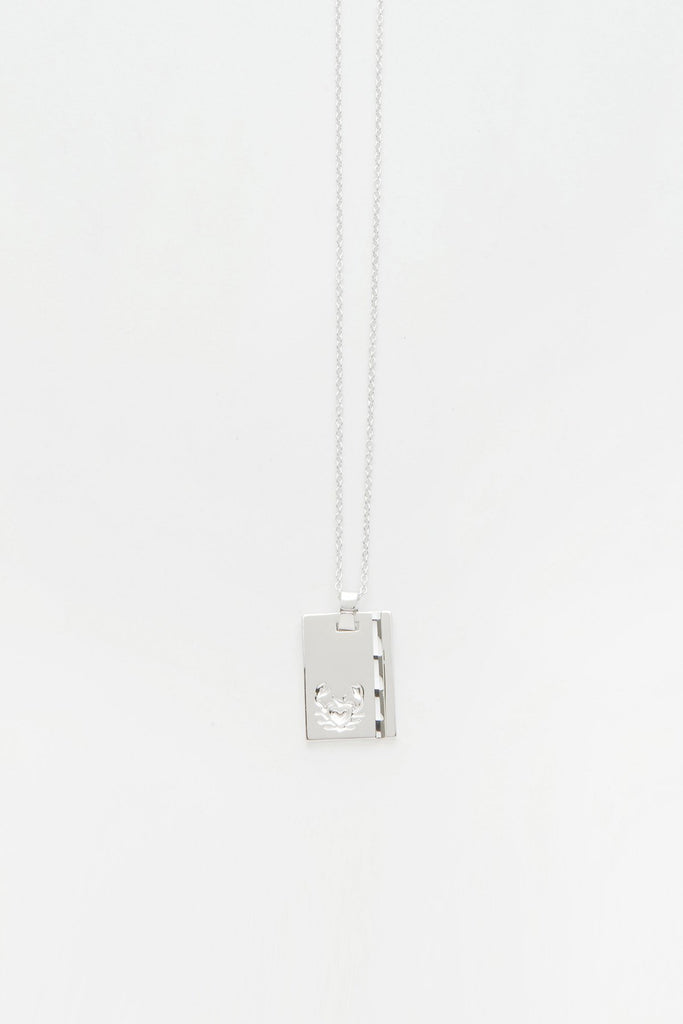 Reliquia Star Sign Necklace silver