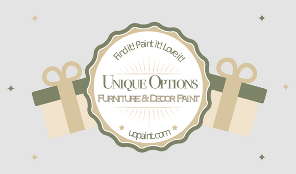 Gift Card Gift Card Unique Options Unique Options - Unique Options