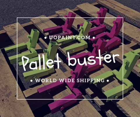 Pallet buster Pallet Buster Unique Options Unique Options - Unique Options