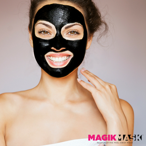 MagikMask - Black Facial Mask Rejuvenation System