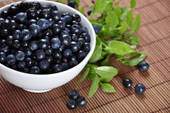 Blueberry Tincture for Skin Care