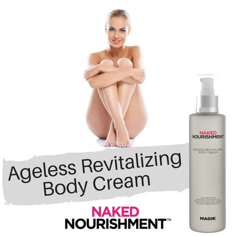 Naked Nourishment™ - Ageless Revitalizing Body Cream