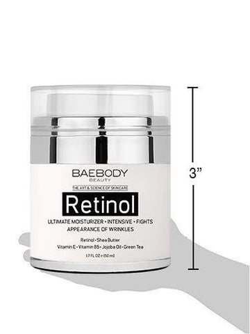 Retinol Moisturizer Cream by Baebody™