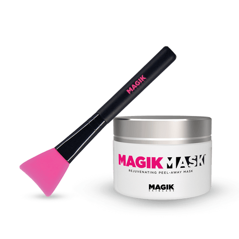 MagikMask: Reveal Your Most Beautiful, Younger Looking Skin... In Less Than 30 Minutes!