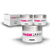 Image of MagikMask™ Peel-Away Facial Charcoal Black Mask