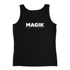 MAGIK Skincare Ladies' Black Tank
