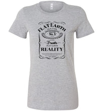 flat earth gospel truth shirt