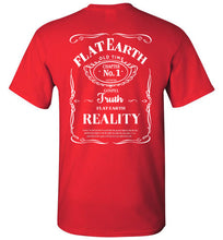 Gospel Truth Flat Earth Reality- Back Design