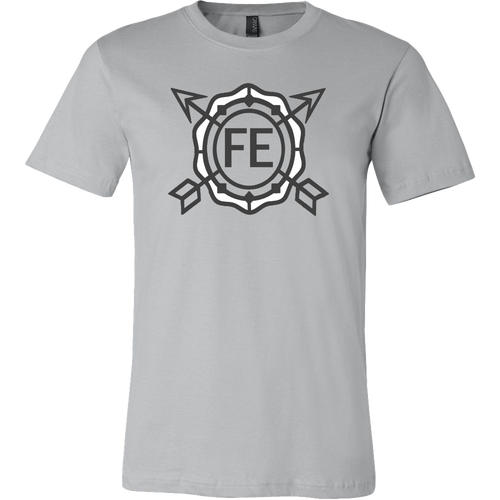 FE logo design Fitted Tee