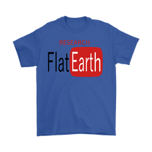research flat earth
