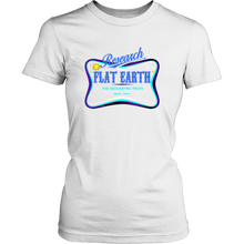 Cosmic Flat Earth T-shirt