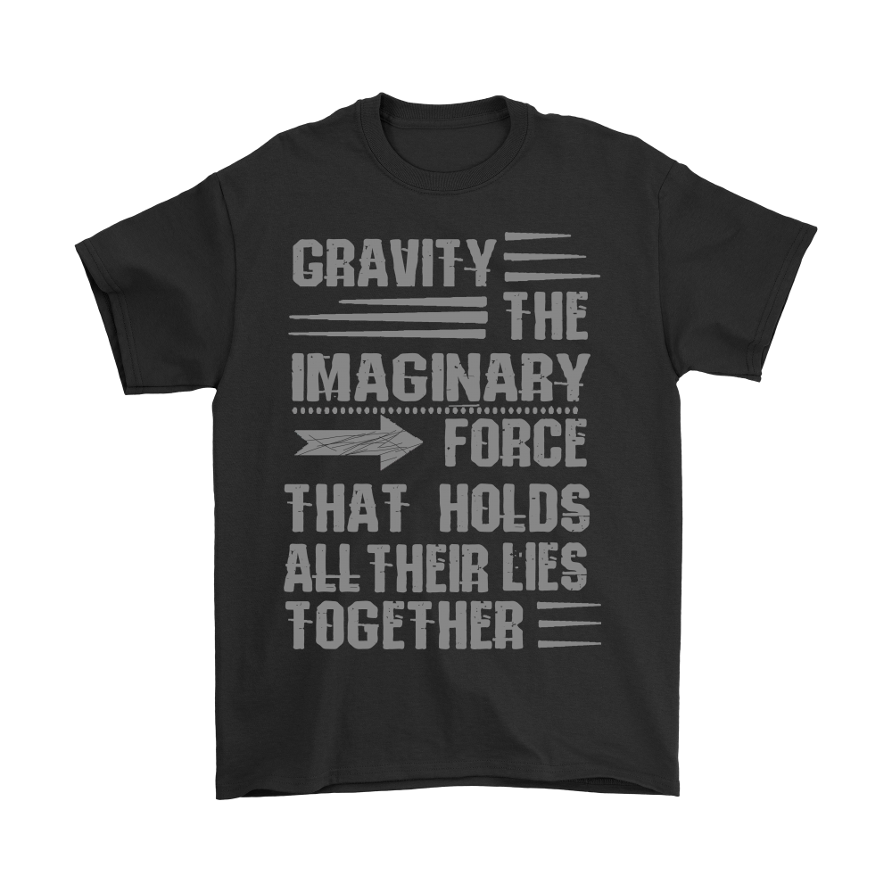 gravity imaginary force
