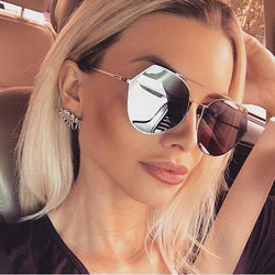 Luxury Vintage Cat Eye Sunglasses Women