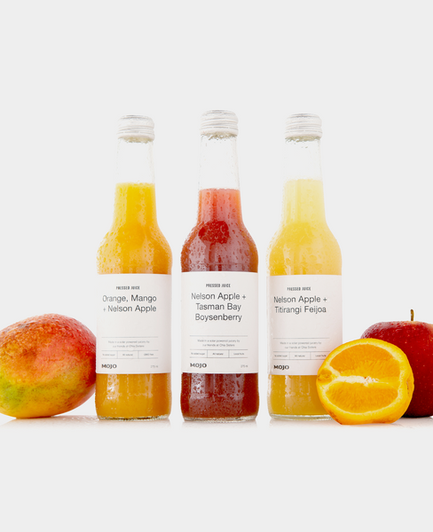 Chia Sister Press Juices (12 pack)