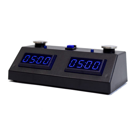ZMF-II Digital Chess Timer Black with LED