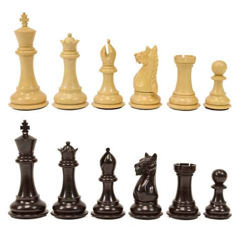Supreme Wood Chess Pieces