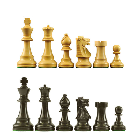Quality Wood Chess Pieces
