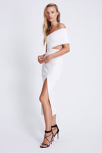 Load image into Gallery viewer, Genesis Dress White